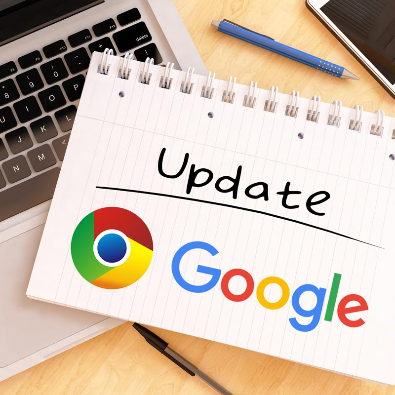 Update-uri Google si Chrome